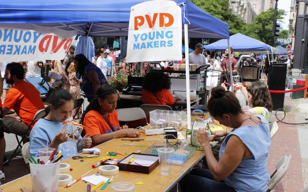 Make-A-Kinder Providence Make-A-Thon Pitch Fest