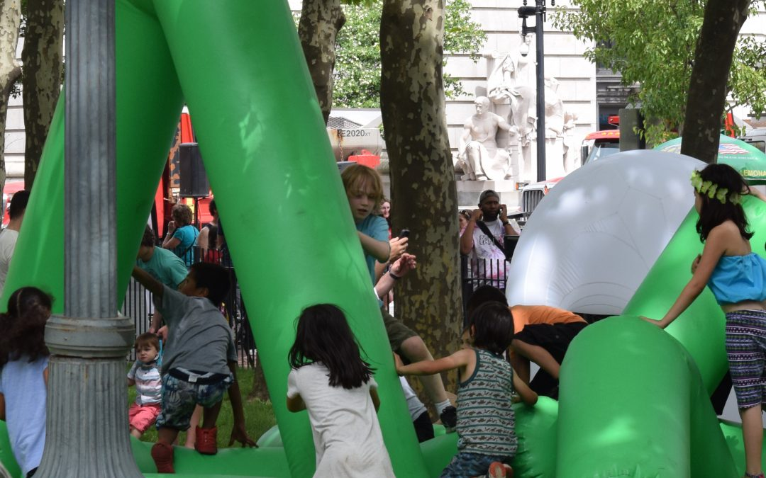 Family Fun Day in Burnside Park