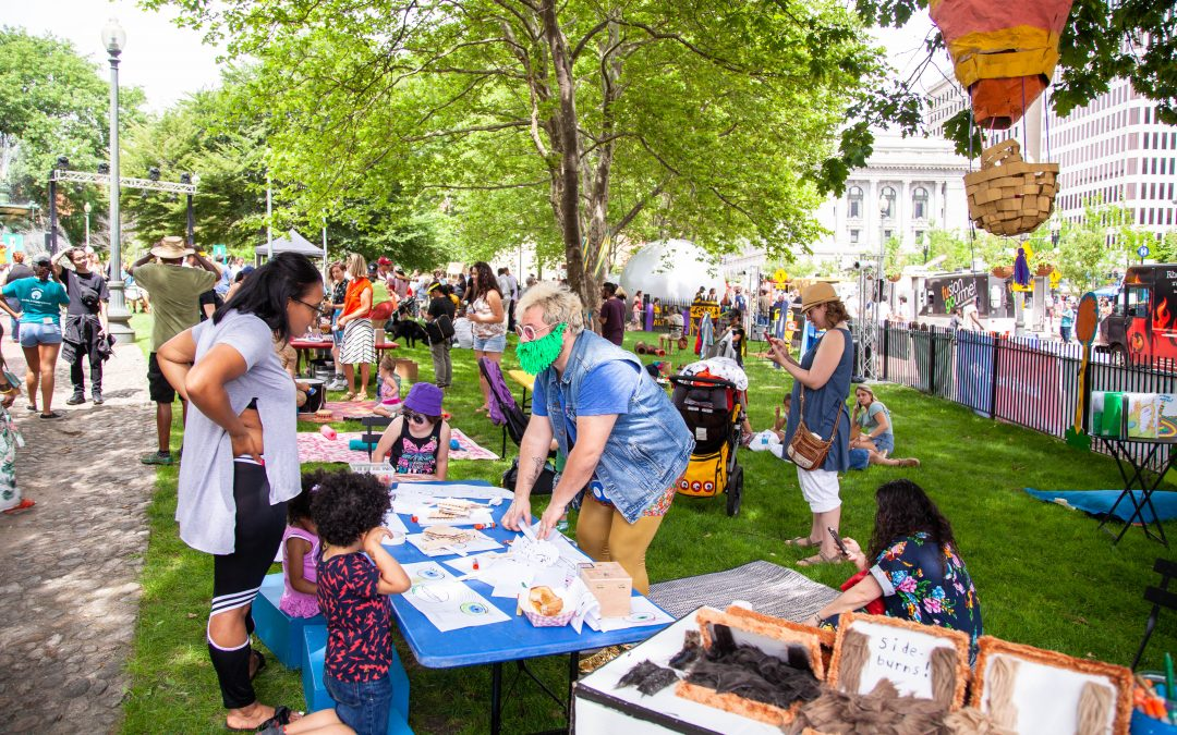 Welcoming Rhode Island Festival (WRIF)