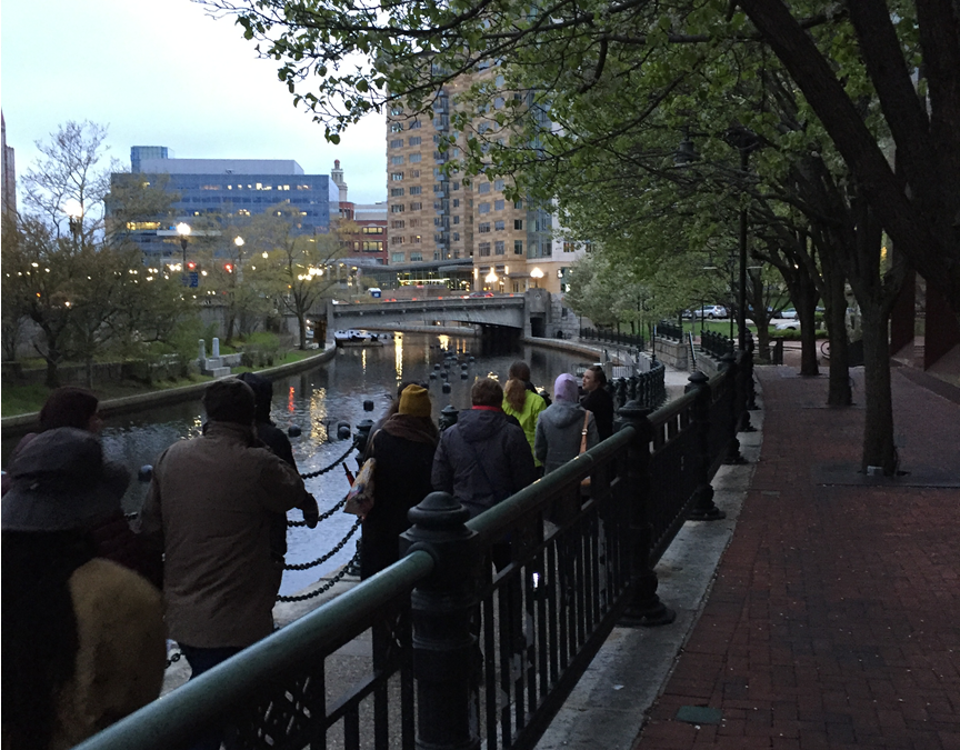 """PVD – Where it Used To Be"" Walking Tour"