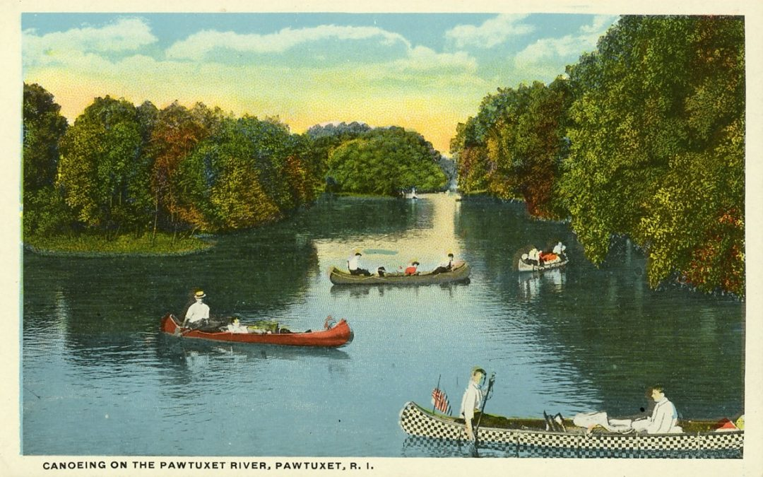 Waterways – Past & Present: a conversation about ecology, waterway restoration, and creating civic spaces