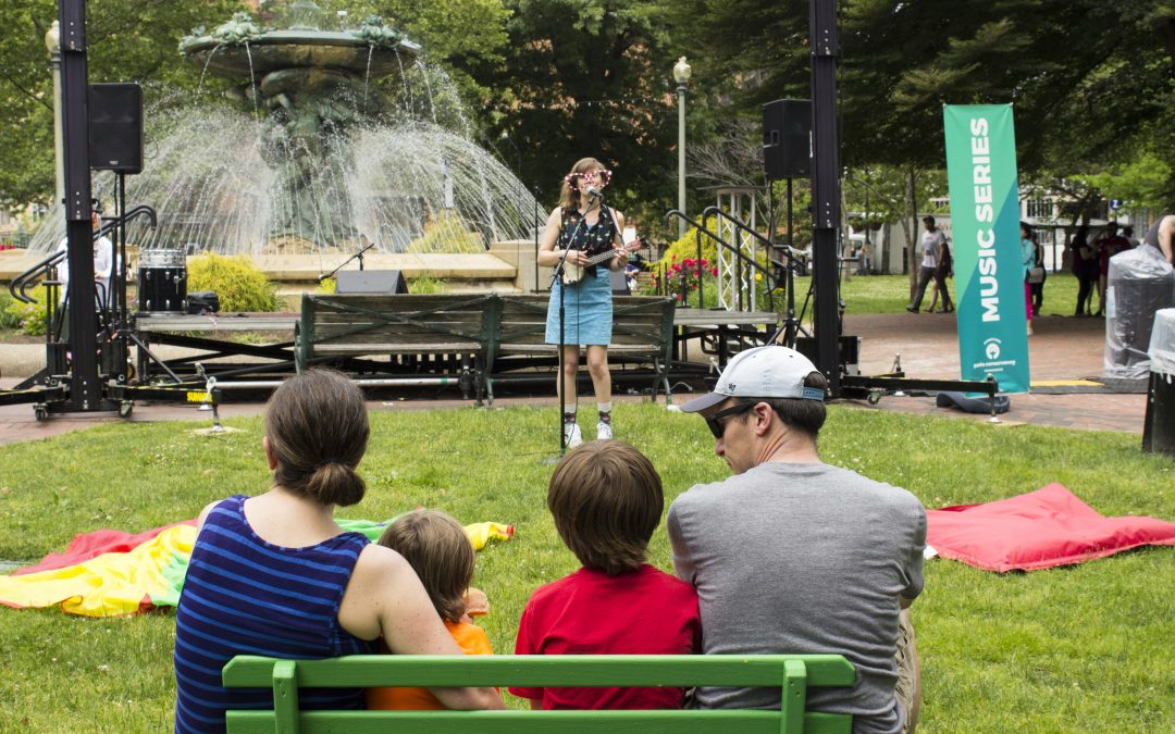 Something for Everyone: Exciting Free, Family-Friendly Events Scheduled for PVDFest